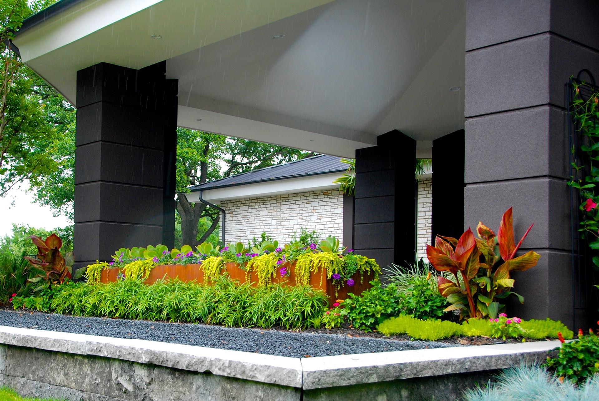 Dallas Landscape Architect Design Build Original Landscape Concepts