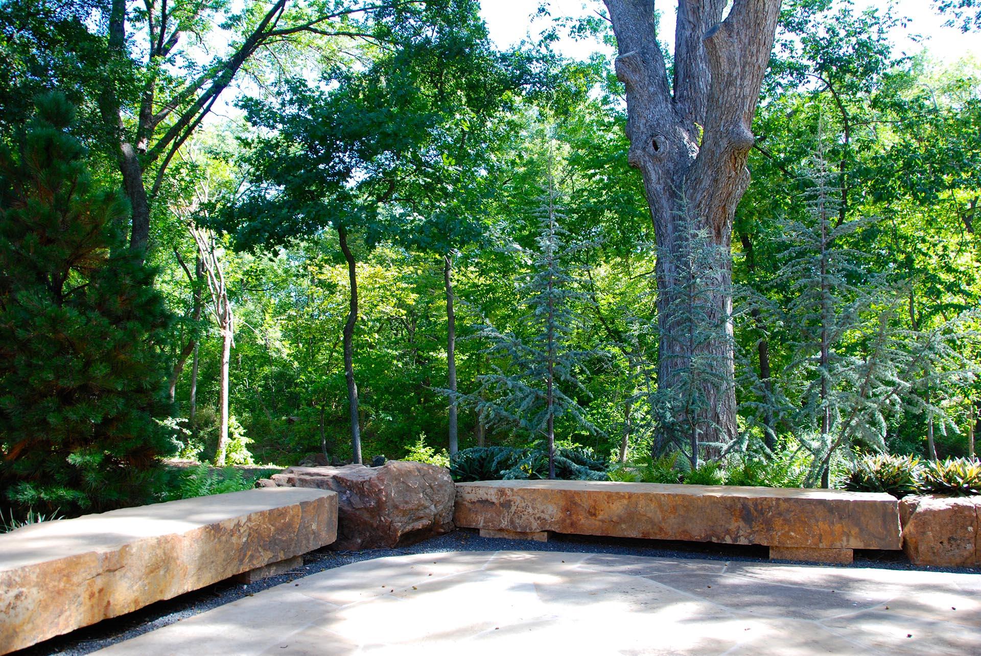 Dallas Landscape Architect   Alpine Inspired   Original